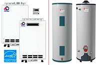 Carson, CA - Tankless and Standard Water Heaters